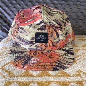 GLOBE hat